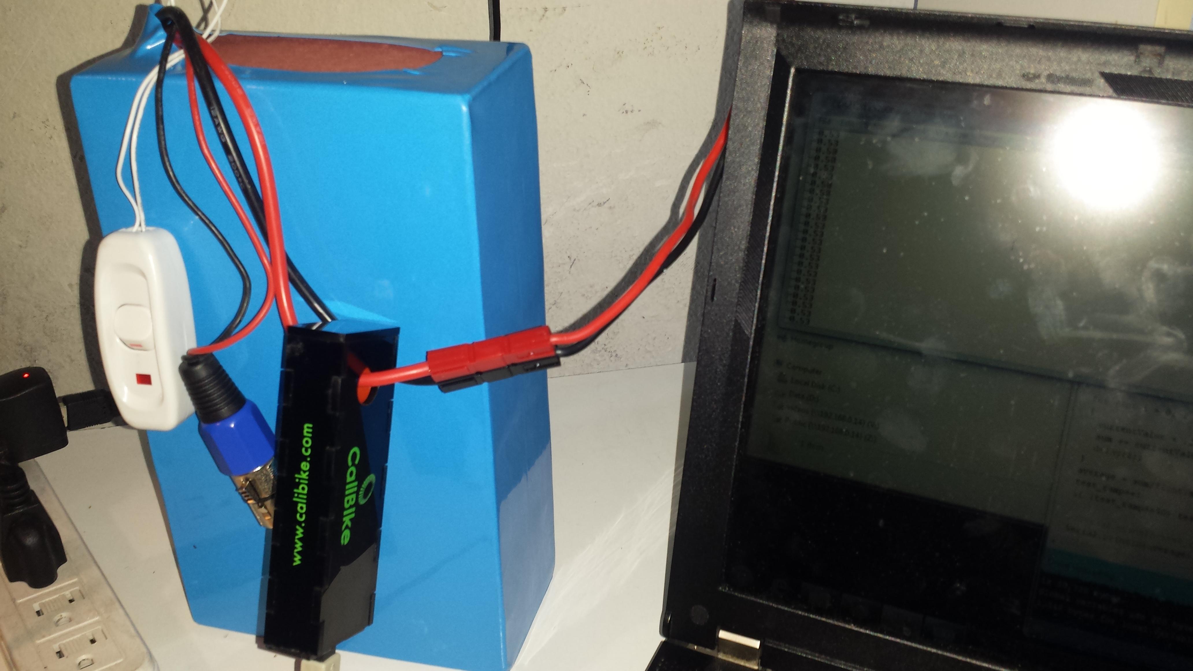 CaliSensor: USB AC/DC current Sensor   Calibike